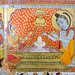 Peinture murale (Palais du Fort Meherangarh, Jodhpur)