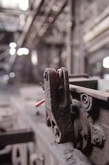 rust (Erzengel69) Tags: abandoned industry germany duisburg ruhrgebiet sinter lostplace ruhrvalley