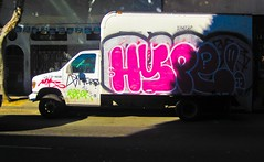 (gordon gekkoh) Tags: sanfrancisco truck graffiti hype vf kcm btm