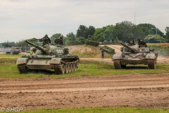 Type 59, Tank fest 2016, Bovington Tank Museum (harrison-green) Tags: fv4205 chieftain armoured vehiclelaunched bridge avlb tank fest 2016 bovington museum armour armor vehicle canadian army land forces armed day military canon eos 700d sigma 18250mm outdoor british uk united kingdom challenger 2 ii khalid sword jordanian jordan mbt main battle royal arrv bridgelayer sans sid sign signature integration demonstrator rolls royce car tractor alvis stalwart t72 t55 type m60 m60a1 patton a3 m60a3 59 chinese china
