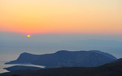 GrEEcE is... (sifis) Tags: sunset sun sea island greece sakalak nikon d700 24 70 cyclades   syros