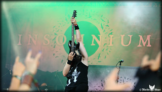 INSOMNIUM at Brutal Assault 2016