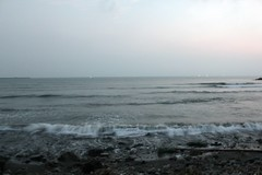 IMG_7917 (Pia Cheng) Tags: sea tainan beach  travel awesome sky taiwan   nature relax trip view