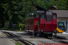 SKGB - Schafbergbahn - Z12 (Stefan's Gartenbahn) Tags: salzkammergut attergaubahn et20104 et26109 et26110 et b4bu 20223 skgb schafberg schafbergbahn dieseltriebzug vt 4023 4024 vz31 vt32 z11 z12 z14 zahnradbahn attersee wolfgangsee atterseebar diesellok dampflok elektrotriebwagen