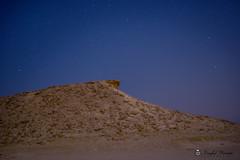The night shot experiments. (noufal51) Tags: desert night star longexposure qatar zekreet nikon d3300