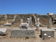 P1280536 (Cinzia, aka microtip) Tags: delos cicladi grecia archeology antichit archaelogy island unescoworldheritagesite mithology sanctuary ancientgreece