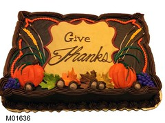 M01636 (merrittsbakery) Tags: cake seasonal holiday fall autumn thanksgiving