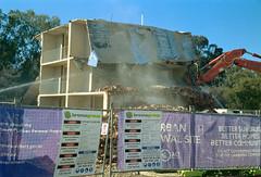 Frame 16.jpg (njcull) Tags: 35mm c41 canberra canoneos33 ef28105mmf3545usm film gc400 kodak kodakmax400 lyneham max400 northbourneavenue owenflats demolition australiancapitalterritory australia