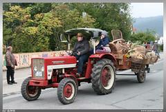 750 Jahre Mitwitz (uslovig) Tags: 750 jahre mitwitz festumzug parade festival feiern feier oberfranken bayern bavaria traktor tractor auto car menschen people international ih 323