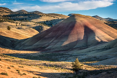Painted Hills 1 (RyanKirschnerImages) Tags: oregon paintedhills desert landscape pacificnorthwest
