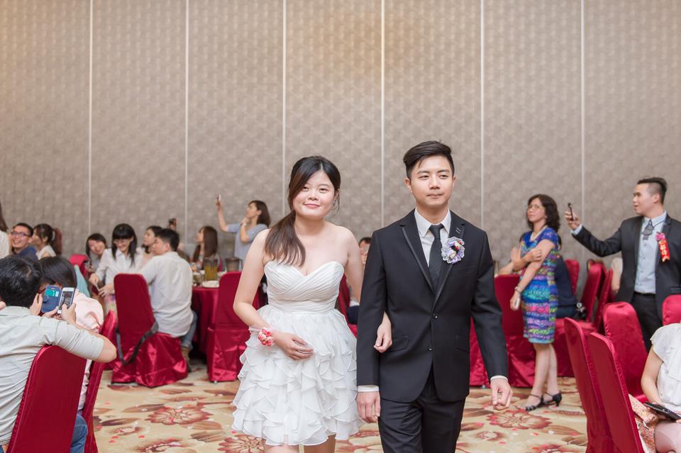 台南婚攝 情定婚宴城堡永康館 婚禮紀錄 C & V 121