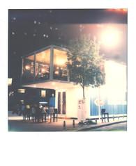 2 seconds exposure (Walkman & Robin) Tags: polaroid  slr670m tip gtx970 color70 impossible film