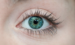Green Eye (Nereus[GER]) Tags: green eyes grne augen seele soul canon eos 70d 100mm f28 makro