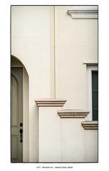 Portals #1 (Godfrey DiGiorgi) Tags: abstract color detail neighborhood stilllife urban walk santaclara california usa