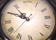 Counting Down To Retirement (investmentzen) Tags: finance finances financial invest investment investing investor money business retirement 401k ira retire retiree earlyretirement clock saving