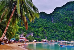 the town of el nido (Rex Montalban Photography) Tags: rexmontalbanphotography philippines elnido palawan