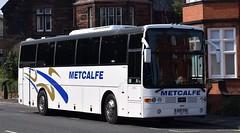 CPF776  (M621RCP)  ''Eindhoven Legend''  Metcalfe Coaches, Carlisle (highlandreiver) Tags: carlisle cpf776 cpf 776 m621rcp m621 rcp metcalfe coaches cumbria daf van hool alizee bus coach eavesway ashton makerfield lancashire