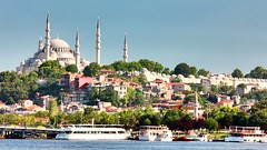 Istanbul (dltaylorjr) Tags: hagiasofia turkish constantinople constantine museum palace castle bosphorus istanbularchaeology hellenic byzantine goldenhorn sultanahmed turkey istanbul