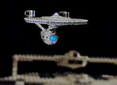DSC_4785 (jonmunz) Tags: wrath khan uss reliant lego enterprise tos