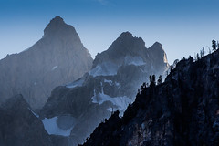 tres hermanos (Christian Collins) Tags: tetonas wyoming park national grandteton slope three tres rocky