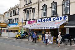 Beach cafe (kailhen) Tags: cafe holidays dawlishwarren dawlish morning beachcafe breakfast friendly staff food