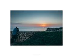 AurelienFAURE-5.jpg (mistemoon) Tags: sun gin beach sunrise binidalibeachbar minorque blue mojito couchdesoleil sunset binidali beatiful menorca orange bar