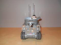 Lego British Sherman Mk VC Firefly - Normandy, 6 June 1944 (Shockblast1) Tags: tank lego wwii sherman legotank shermanfirefly brickmania
