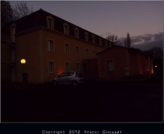 Hotel Altica - Sarlat (Gislaadt Art - huge pain crisis) Tags: building architecture night hotel nuit nocturne sarlat batiment
