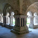 Corner Pier, Cloister, Abbaye de Fontenay