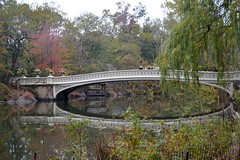 Reflect (Belcantosoprano) Tags: park nyc newyorkcity autumn reflection fall water beautiful river painting bride pretty centralpark mirrored picturesque kirstie mirroredriver reflectiveriver