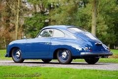 1953 Porsche 356 Pre-A 1500 coupe (ClassicarGarage / Marc Vorgers) Tags: blue pix blauw sony azure 1600 porsche marc blau coupe 1500 slt 1953 retina a77 356 ipad prea azuur vorgers classicargarage smithsveglia sal1650ssm