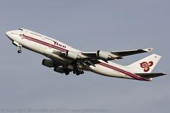 HS-TGX B747-400 Thai (JaffaPix +5 million views-thanks...) Tags: airplane flying heathrow aircraft aviation flight aeroplane thai boeing 747 jumbo tha lhr tg b747 londonheathrow egll b747400 b744 hstgx jaffapix davejefferys