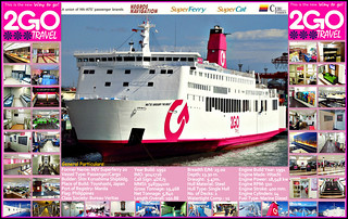2GO Travel M/V Saint Gregory the Great Collage