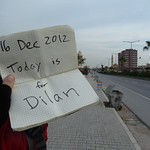 """Today is for Dilan <a style=""""margin-left:10px; font-size:0.8em;"""" href=""""http://www.flickr.com/photos/59134591@N00/8276751999/"""" target=""""_blank"""">@flickr</a>"""