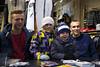 Casper Sloth og Kasper Povlsen og en Fan (Appaz Photography☯) Tags: fodboldspiller agf århus denmark jylland aarhus caspersloth kasperpovlsen city town by danmark