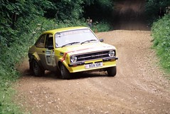 Bengry / Forsbrook - Escort RS MkII - Watchwood 2 - Dukeries Rally 2012 (74Mex) Tags: 2 rally rs escort 2012 mkii dukeries bengry forsbrook watchwood