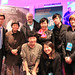 The Korean Film Night Team with Tony Rayns and Director Yim