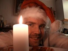 24th DEC | Merry Christmas! (Toni Kaarttinen) Tags: santa christmas xmas boy holiday man guy kitchen smile hat smiling suomi finland season beard chair finnland december advent candle relaxing elf flame yule adventcalendar greeting stubble finlandia holidayseason フィンランド finlande finlândia finnország finlanda finlàndia финляндия karjalohja finnlando فنلندا karislojo