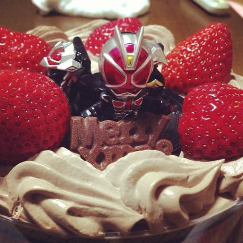 ウィザード ケーキ 画像1