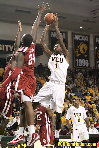 VCU vs. Oklahoma