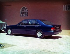 Mercedes-Benz w140 S600,,,  (Shog_alhejaz002) Tags:  s600   flickrandroidapp:filter=none