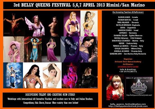 5 6 7 April Rimini