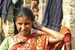 Woman's portrait, Hooghly-Chinsurah, West Bengal (Sekitar) Tags: portrait woman india westbengal hooghlychinsurah