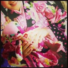 姪っ子の七五三写真見て、「うつみ宮土理に似てるな」って、なにその感想、じいちゃん...