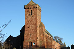 Day 1 of 365 - St Vigean's Church, Arbroath (Scotsman_in_Hawaii) Tags: church scotland days day1 365 arbroath afternoonwalk 365daysproject canon7d stvigeanschurch