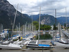 Marina at Riva del Garda (Steve Barowik) Tags: italy lake mountains marina lago boat garda view vista trentino lombardy rivadelgarda veneto barowik stevebarowik sbofls26