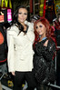 New Year's Rockin' Eve 2013 in Times Square Featuring: Jenni Farley, JWoww, Nicole Polizzi, Snooki