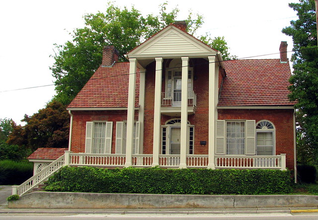 Gideon Morgan House - Kingston, TN