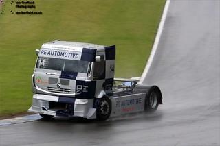 Donington Park Truck Racing