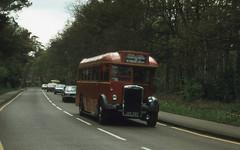 Leyland TD (Western Bonker) Tags: london museum transport cobham mann rf weybridge leyland td egerton